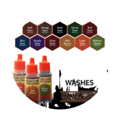 Washes Warpaints