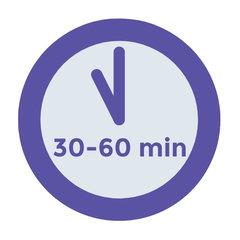 30 tot 60 minuten