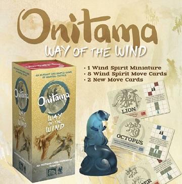 Arcane Wonders Onitama Way of The Wind