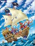Puzzel LARSEN: Het Piratenschip (30)