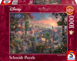Lady and the Tramp - Puzzel (1000)