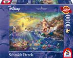 The Little Mermaid - Puzzel (1000)