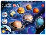 Planetensysteem - 3D Puzzel (522)
