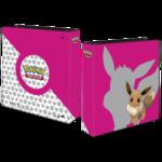 """Eevee 2"""" Album for Pokémon"""