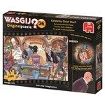 Wasgij Original Puzzel (#26): Beroemde Meester Koks! (1000)