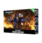 Warhammer 40,000 - Space Marine Primaris Aggressors (Easy to Build)