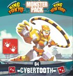 King of Tokyo/King of New York: Monster Pack - Cybertooth