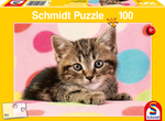 Lieve Kitten - Puzzel (100)