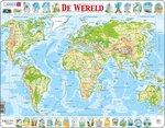 Puzzel LARSEN: De Wereld (80)