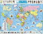 Puzzel LARSEN: De Wereld (107)
