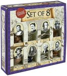 Great Minds: Set of 8