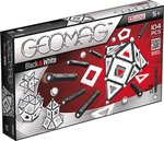 Geomag Panels Black & White (104-delig)