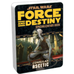 Star Wars: Force and Destiny - Ascetic (Specialization Deck)