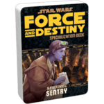 Star Wars: Force and Destiny - Sentry (Specialization Deck)
