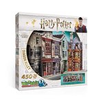 Harry Potter Diagon Alley - Wrebbit 3D Puzzle (450)