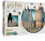 Harry Potter: Great Hall - Wrebbit 3D Puzzle (850)