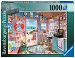 Het Strandhuis - Puzzel (1000)