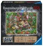 Escape Puzzel: In de Kas (368)