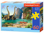 In the Dinosaur World - Puzzel (60)