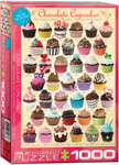 Chocolate Cupcakes - Puzzel (1000)