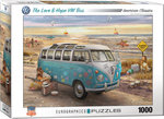 The Love & Hope VW Bus - Puzzel (1000)
