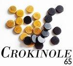 Crokinole (65 cm): Schijven