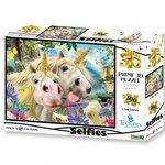 Unicorns - Prime 3D Puzzle (100)