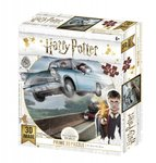 Harry Potter: Ford Anglia - Prime 3D Puzzle (500)