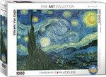 The Starry Night, Van Gogh - Puzzel (1000)