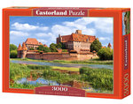 Malbork Castle, Poland - Puzzel (3000)