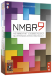 NMBR9 Gezelschapsspel