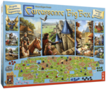 Carcassonne Big Box 999 Games