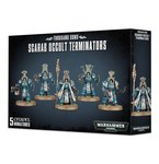 Warhammer 40,000 - Scarab Occult Terminators