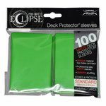Ultra Pro Eclipse PRO-Matte Sleeves: Standaard Lime Green (66x91mm) - 100 stuks