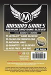 Mayday Card Sleeves (Premium): Ultra Fit (80x120mm) - 50 stuks