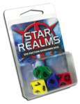 Star Realms: D10 Faction Spindown Dice (Legion)