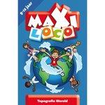 Maxi Loco - Topografie Wereld (11-12 jaar)