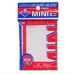 KMC Sleeves: Mini (62x87mm) - 100 stuks