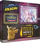 Pokémon: Detective Pikachu - Mewto GX Case File