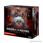 Dungeons & Dragons: Dungeon of the Mad Mage Adventure System Board Game [STANDARD EDITION]