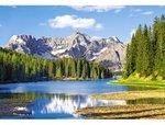 Misurina Lake, Italy - Puzzel (3000)