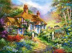 Forest Cottage - Puzzel (3000)