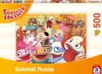 De Zorgenvriendjes - Puzzel (500)