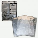9-Pocket Pages: Clear - Side Loading (50 pcs)