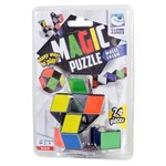 Magic Puzzle 3D - 24 delen (Multi Colour)