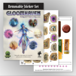 Gloomhaven: Forgotten Circles - Removable Sticker Set