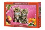 Kittens on Garden Chair - Puzzel (1000)