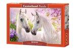 Romantic Horses - Puzzel (1000)