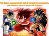 Dragon Ball SCG: Saiyan Legacy - Starter Deck