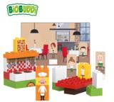 BiOBUDDi Our World: Restaurant